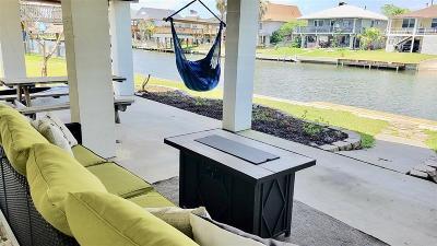 Bayou Vista Single Family Home For Sale: 873 Bonita Street