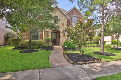Katy Single Family Home For Sale: 8623 Shambala Way