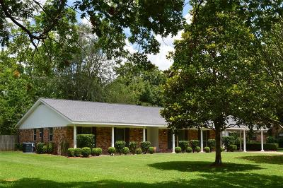Lake Jackson Single Family Home For Sale: 317 Linden Lane