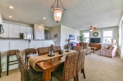 Galveston Condo/Townhouse For Sale: 26471 Cat Tail Drive #103
