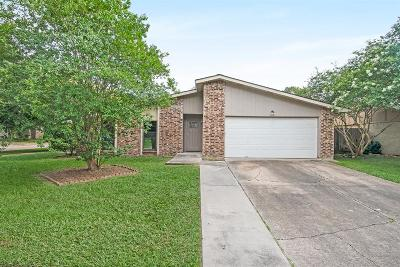 Houston Single Family Home For Sale: 16818 Brora Court