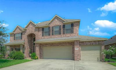 Spring Single Family Home For Sale: 4422 Countrycrossing Drive
