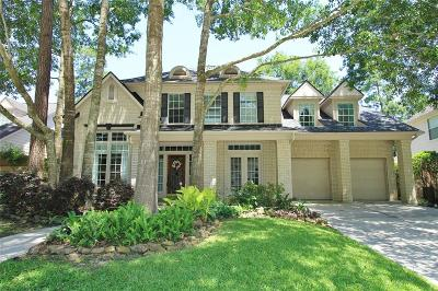 Kingwood Single Family Home For Sale: 2324 Timbercreek Trail