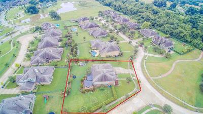 Fulshear Single Family Home For Sale: 5122 Water Oak Crescent
