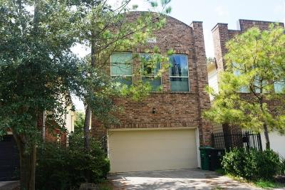 Houston Single Family Home For Sale: 1515 Lawrence Street