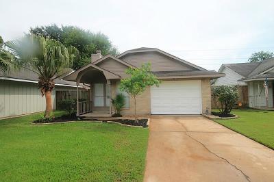 Houston Single Family Home For Sale: 16155 Barbarossa Drive