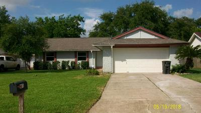 Friendswood Single Family Home For Sale: 16918 Worden Lane