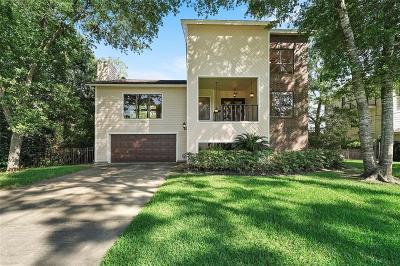 Dickinson Single Family Home For Sale: 3909 Rau Drive