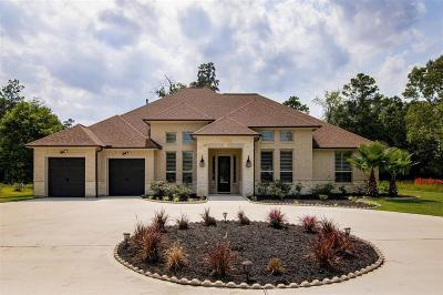 Spring Single Family Home For Sale: 27523 Wishing Oak Landing