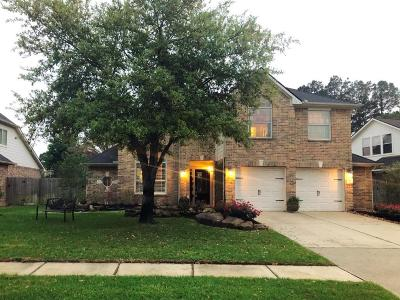 Cypress Single Family Home For Sale: 15439 Bay Tree Landing