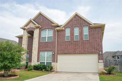 Sugar Land Single Family Home For Sale: 4006 Sandstone Bend Lane