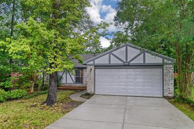 The Woodlands Single Family Home For Sale: 19 N Wavy Oak Circle