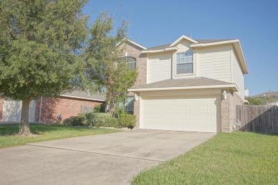 Katy Single Family Home For Sale: 5806 Horse Prairie Drive