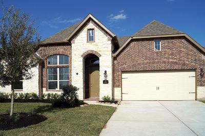 Katy Single Family Home For Sale: 4007 Stilton Lake