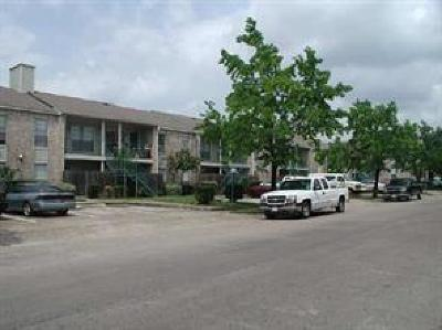 Houston TX Condo/Townhouse For Sale: $76,000