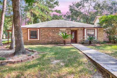 The Woodlands Single Family Home For Sale: 2 E Woodtimber Court