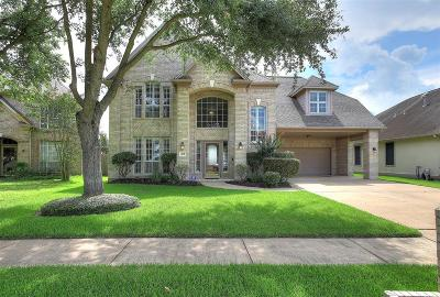 Deer Park Single Family Home For Sale: 909 Park Green Drive