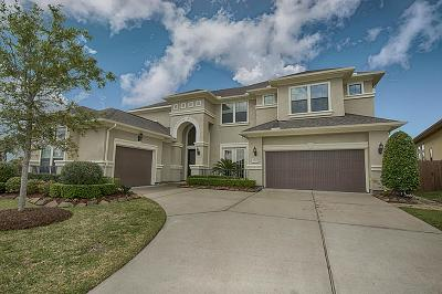 League City, League Single Family Home For Sale: 2401 Mallorca Pass