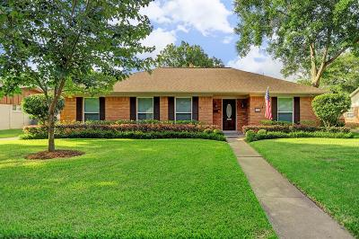 Meyerland Single Family Home For Sale: 5326 Yarwell Drive