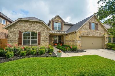 Fulshear Single Family Home For Sale: 27710 Ashbrook Falls Court