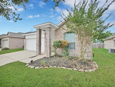 Cypress Single Family Home For Sale: 15522 Lady Shery Lane