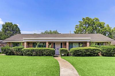 Houston Single Family Home For Sale: 5106 Yarwell Drive