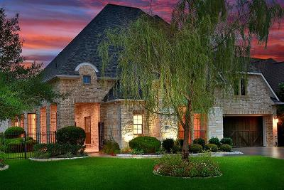 The Woodlands Single Family Home For Sale: 95 N Mews Wood Court