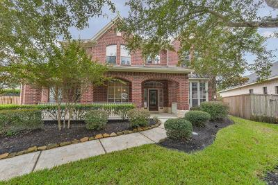 Katy Single Family Home For Sale: 23519 Fairway Valley Lane