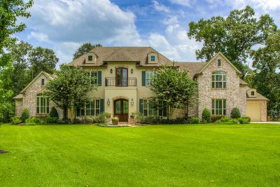 Spring Single Family Home For Sale: 5342 Pine Wood Hills Court