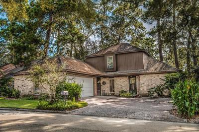 Conroe Single Family Home For Sale: 706 Hogan Drive Drive