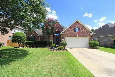 Cypress Single Family Home For Sale: 16006 Reston Bridge Drive