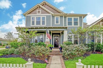 Cypress Single Family Home For Sale: 18503 Long Key Drive