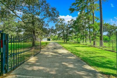 Magnolia Farm & Ranch For Sale: 16530 Butera Road