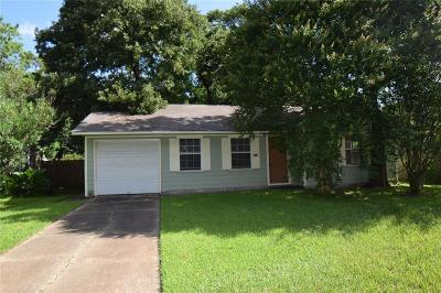 Houston Single Family Home For Sale: 1810 Chantilly Lane