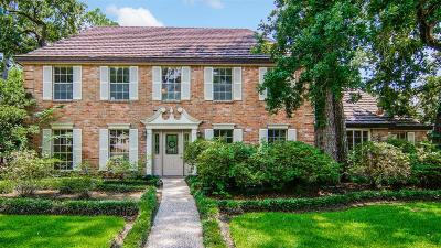 Houston Single Family Home For Sale: 1411 Sweet Grass Trail