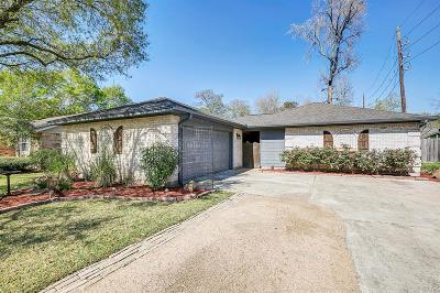 Harris County Single Family Home For Sale: 21311 Glenbranch Drive