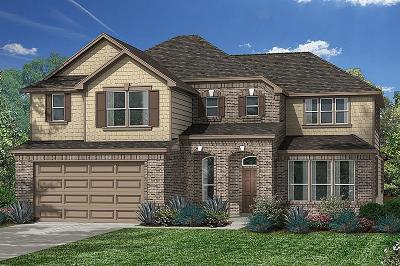 Magnolia Single Family Home For Sale: 8763 Stoney Brook Lane
