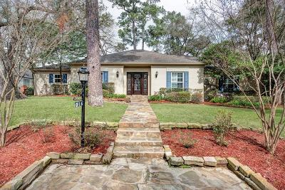 Houston Single Family Home For Sale: 13714 Perthshire Road