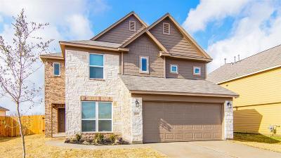 Rosenberg Single Family Home For Sale: 2206 Village Side
