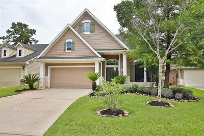 Tomball Single Family Home For Sale: 18810 Brighton Trail Lane