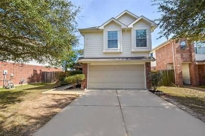 Katy Single Family Home For Sale: 4606 Daisy Meadow Drive