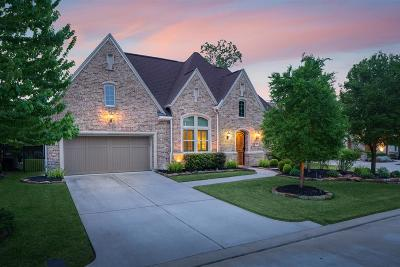 Tomball Single Family Home For Sale: 51 Woodglade Way