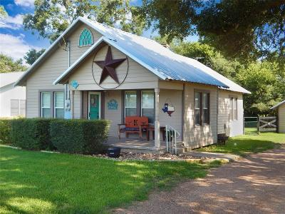 Austin County Single Family Home For Sale: 1317 Columbus Road