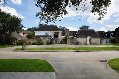 Pearland Single Family Home For Sale: 3019 Country Club Drive