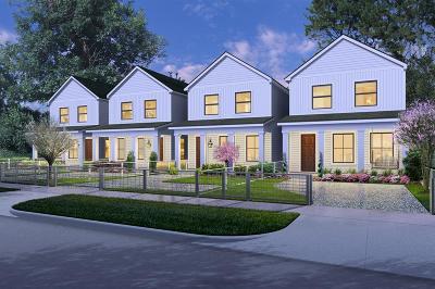 Houston Single Family Home For Sale: 4506 Gano