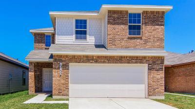 Houston Single Family Home For Sale: 13135 Clifton Hill Lane