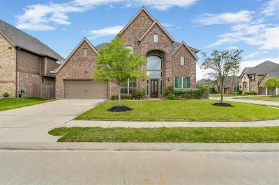 Pearland Single Family Home For Sale: 13613 Sunset Harbor Drive