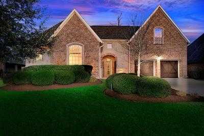 The Woodlands Single Family Home For Sale: 27 Crystal Canyon Place