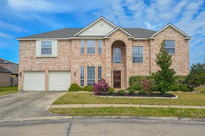 Richmond Single Family Home For Sale: 23506 Seven Coves Court