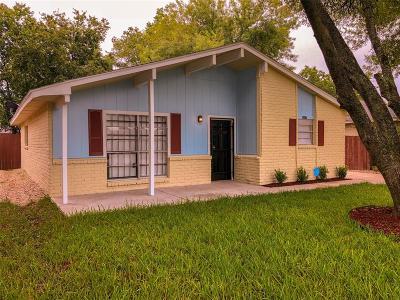 Houston Single Family Home For Sale: 5607 Gatewood Avenue